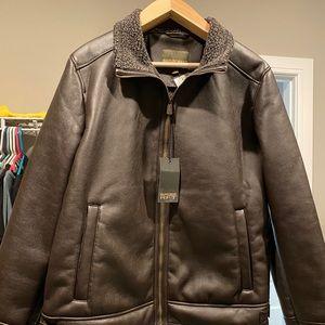 NWT Men's Rainforest Nubuck Jacket Size XL